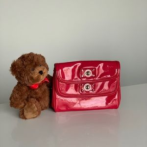 Marc by Marc Jacobs red clutch purse 👛/wallet